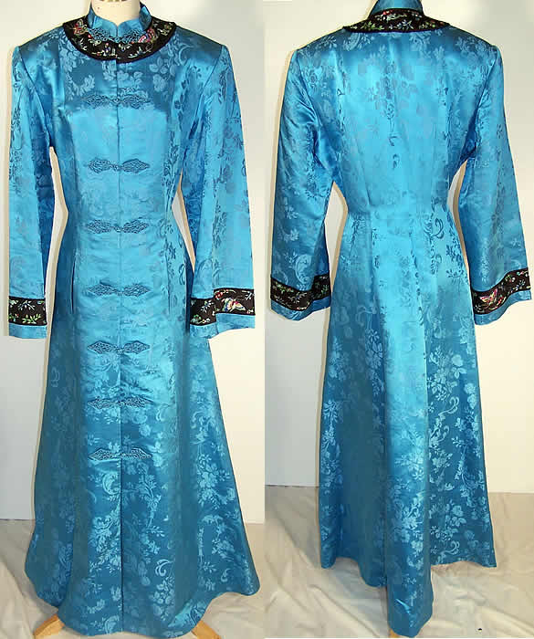 Silk robes chinese