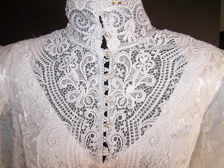 Jessica McClintock Bridal Wedding Gown Dress Hat