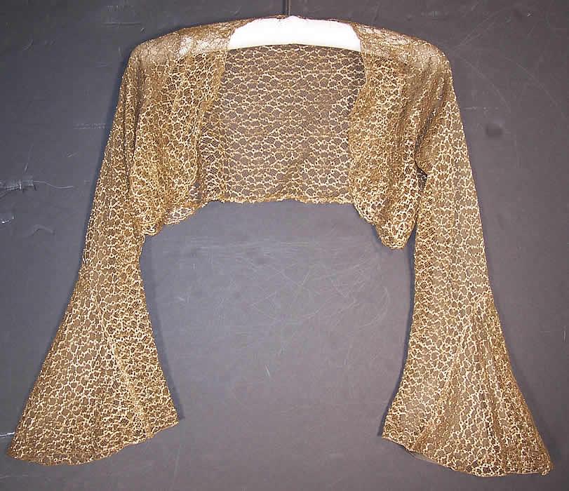 Evening Bolero Jacket