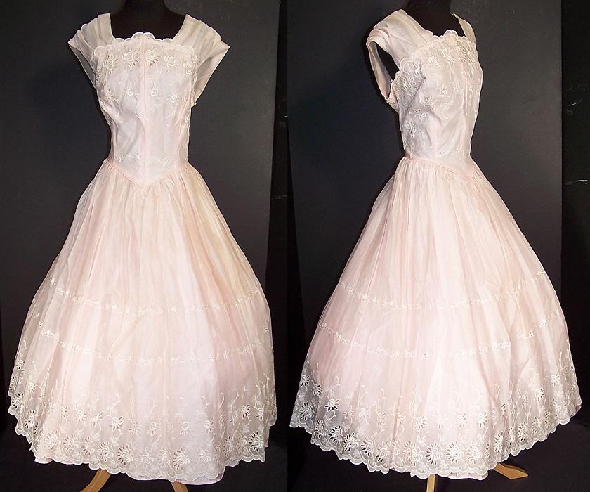 Organdy Dresses