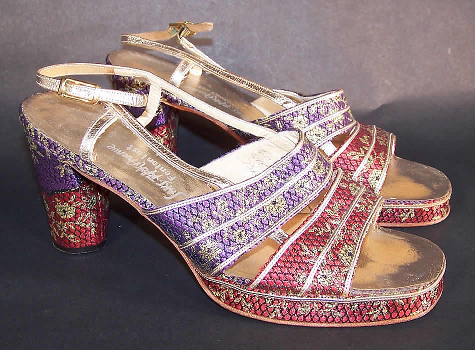 7b16413aca914 Beautiful Antique Shoes and Boots, Vintage Fashions
