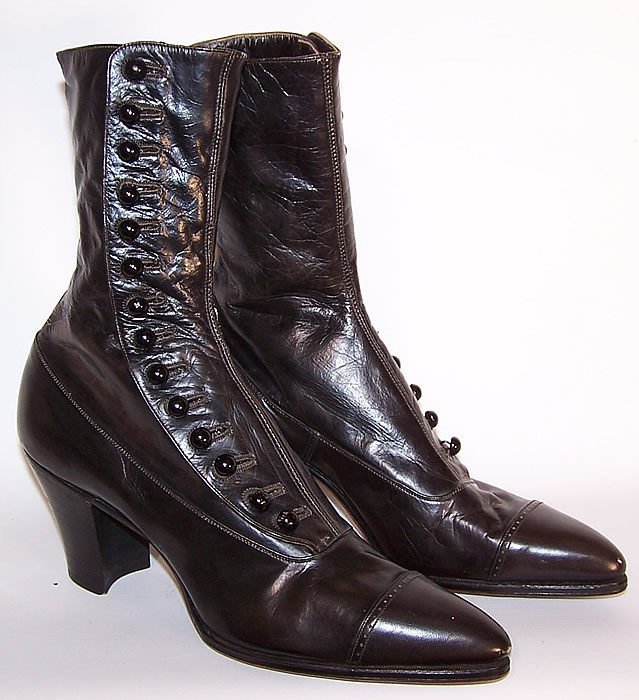 New Victorian Style Boots For Women
