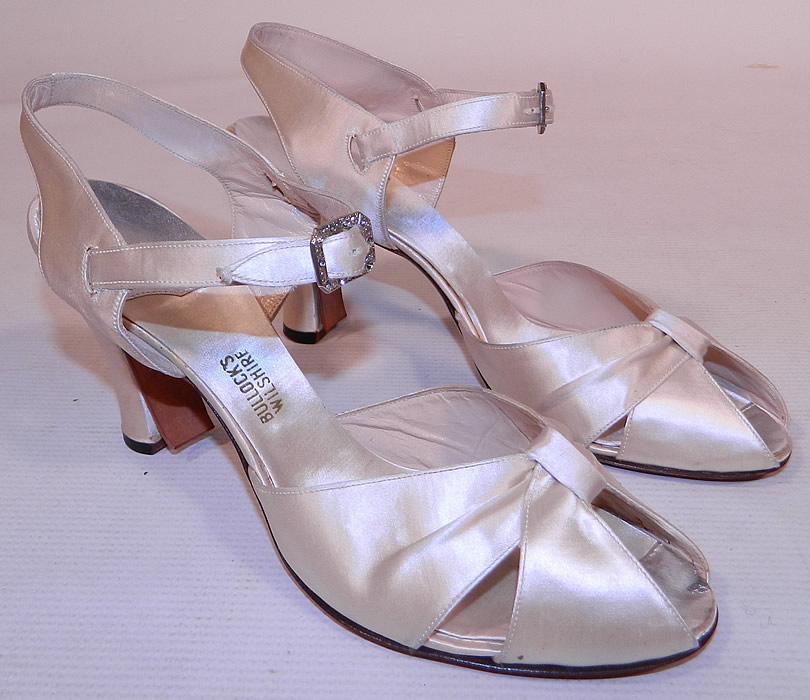 Silk Wedding Shoes