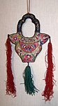 Antique Chinese Purse Frame Fob Ornament